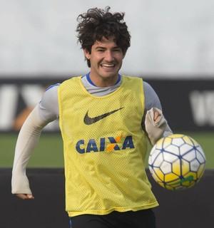 Alexandre Pato, Corinthians (Foto: Daniel Augusto Jr/ Ag. Corinthians)