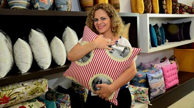 A empreendedora Lucy Barreto (Foto: Divulgação)