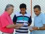 Baraúnas e Potiguar firmam parceria para solucionar situação do Nogueirão
