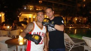 Chico Salgado e Paul Walker (Foto: Reprodução/Instagram)