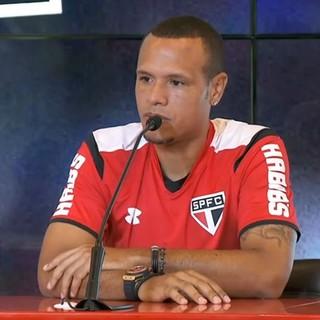 Luis Fabiano (Foto: reprodução)