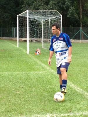 Tiago Tremonti São Bento (Foto: Douglas Brito/TVTEM)