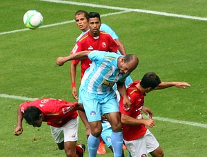 Brasília x Luziânia final Campeonato Brasiliense Candangão (Foto: André Borges / Secopa-DF)