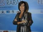 Glória Pires vai a pré-estreia de filme em São Paulo