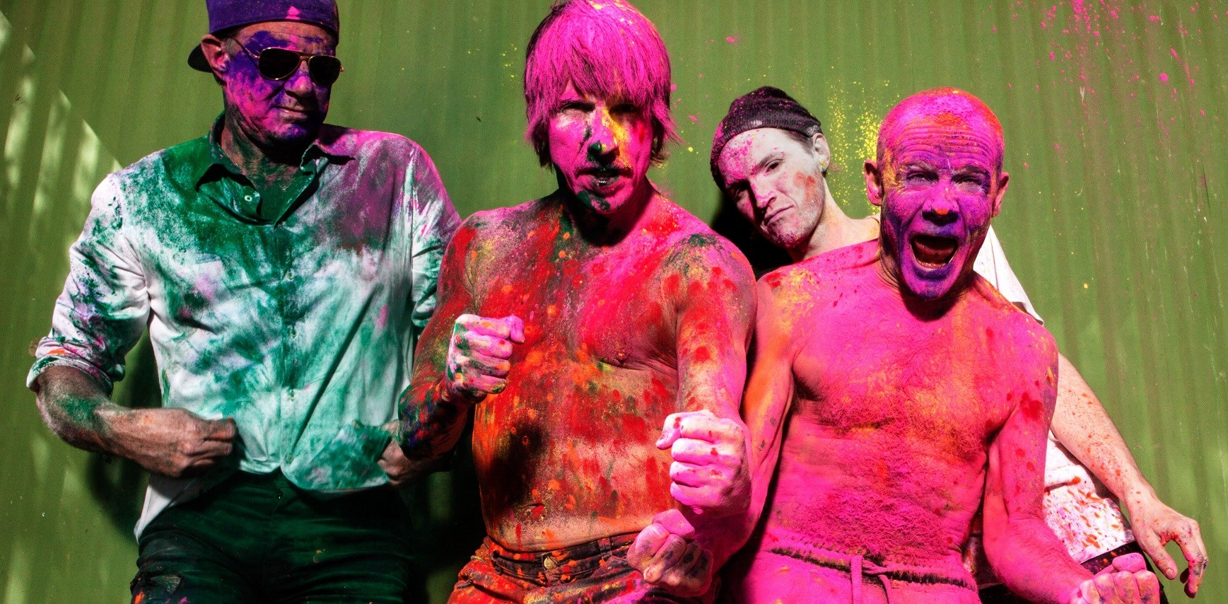 Red Hot Chili Peppers est confirmado no Rock in Rio 2017 (Foto: Divulgao)