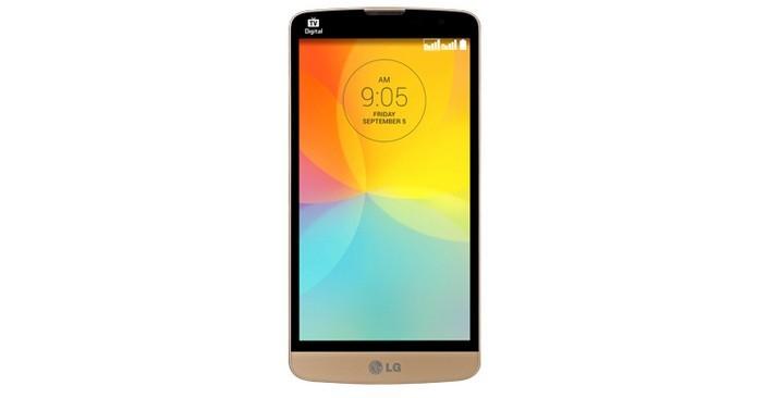 LG L Prime é mais barato do que o smartphone da Asus (Foto: Divulgação/LG)