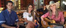 Reveja o bate-papo com a cantora Bruna Viola (Reprodução/EPTV)