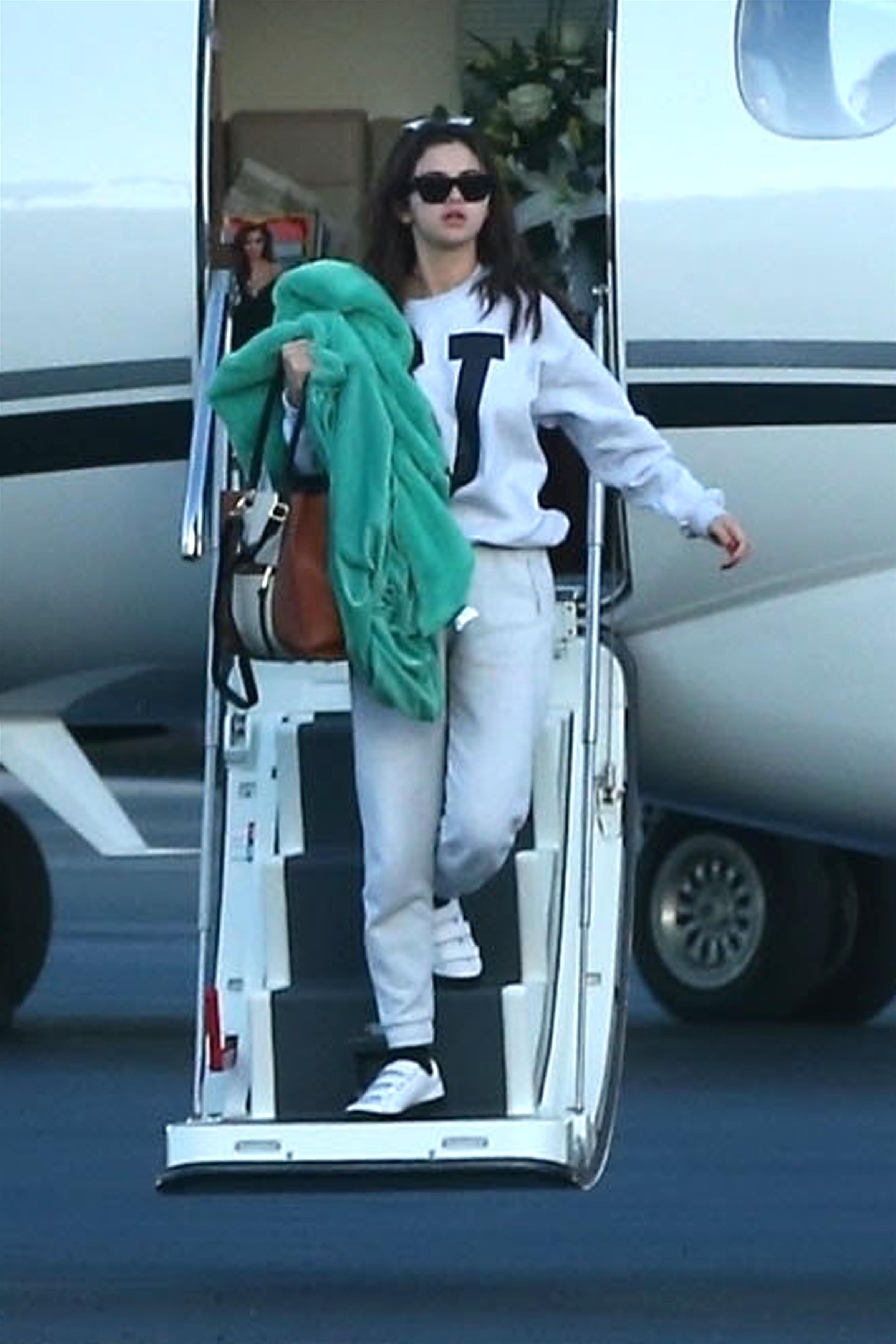 Selena Gomes (Foto: Backgrid)
