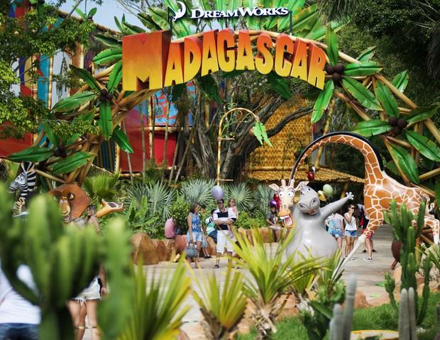 madagascar (Foto: Divulgação)