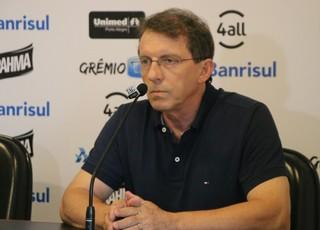 Odorico Roman vice de futebol Grêmio (Foto: Eduardo Moura/GloboEsporte.com)