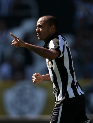 Roger Botafogo x Coritiba (Foto: Vitor Silva/SSPress/Botafogo)