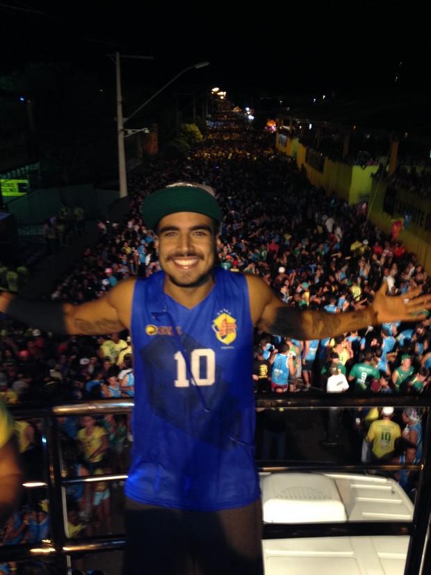 Caio Castro  (Foto: Vinicius Teixeira / Divulgação)