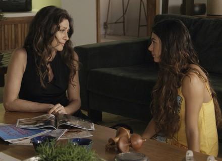 Ritinha defende Ivana e enfrenta Joyce