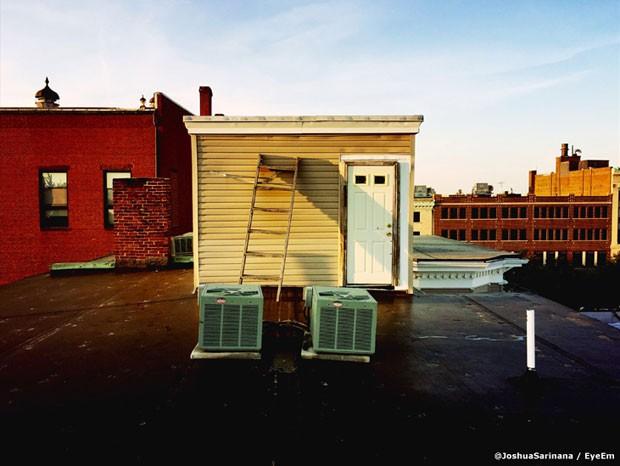 'É difícil fazer uma imagem convincente e original de edifícios e arquitetura, mas todos os finalistas fizeram precisamente isso', diz Keith Axline, um dos jurados do concurso. A foto de Oshua Sarinana foi uma das finalistas de 'Arquitetura' (Foto: @JoshuaSarinana/EyeEm)
