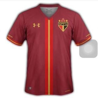 080c260c2a Conheça o 3º uniforme do São Paulo