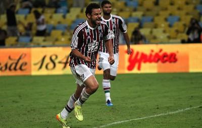 Fred, Fluminense, Botafogo, Maracanã (Foto: Nelson Perez/Fluminense F.C.)