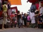 Polícia Militar pede atenção a quem faz compras de Natal no Sul do RJ