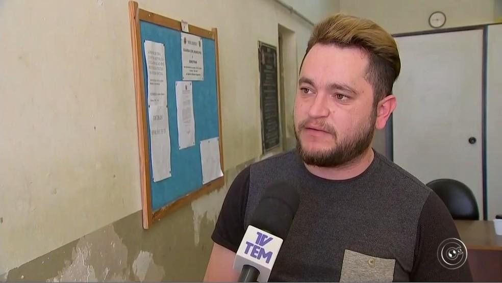 Advogado Jair Duarte afirma que famílias serão avisadas sobre saída e volta dos pacientes (Foto: Reprodução/TV TEM)