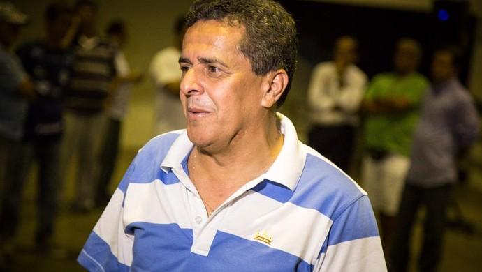 Ernando poderá ser anunciado como diretor de futebol (Foto: Filippe Araújo/FSF)