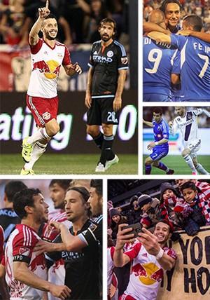 MOSAICO - Felipe Martins New York Red Bull (Foto: Divulgação / MLS)