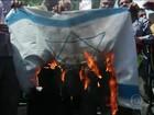 Conflito em Gaza motiva protestos em várias cidades do mundo