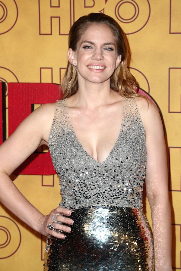 A atriz Anna Chlumsky (Foto: Getty Images)