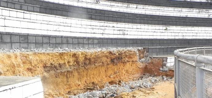 Limeirão Estádio Obras (Foto: Inter de Limeira / Assessoria de Imprensa)