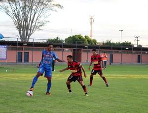 Enxuga Rato e Flamengo-PI Copa Piauí 2013 (Foto: Renan Morais)