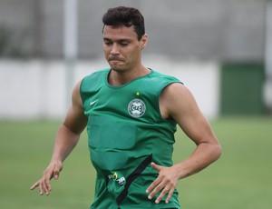 Emerson em fase final de recuperação no Coritiba (Foto: Divulgação / Site oficial do Coritiba)