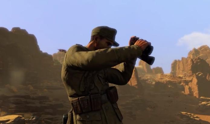Sniper Elite 3 (Foto: Reprodução / Diego Borges)