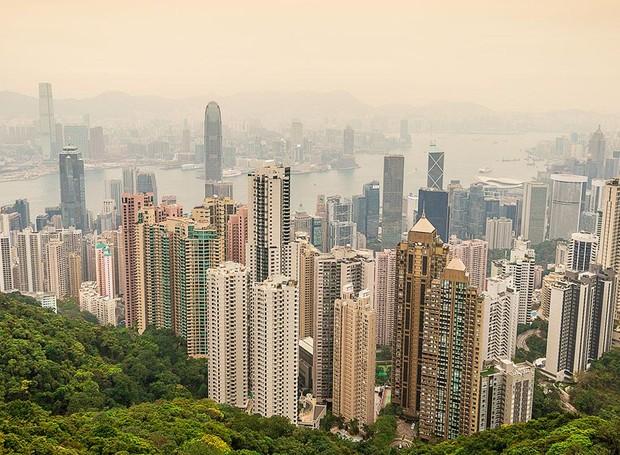 Hong Kong (Foto: Reprodução/Lonely Planet)