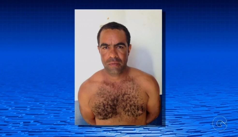 Lucas  Conceição é condenado pelo assassinato de adolescentes em Petrolina (Foto: Reprodução/ TV Grande Rio )