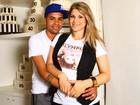 Às vésperas do casamento, Dani Souza e Dentinho provam doces do grande dia