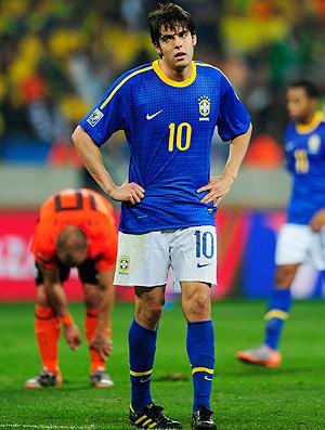 Kaká derrota Brasil jogo Holanda (Foto: Getty Images)