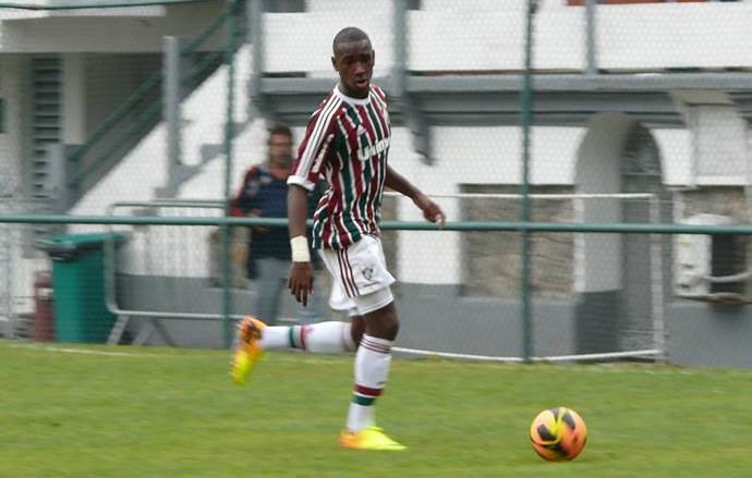 gerson fluminense copa do brasil sub-17 (Foto: Sérgio Junior / FluminenseFC)