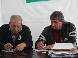Diplomação de prefeito eleito e vice de Alvorada foi suspensa (Foto: Magno Derlon/Divulgação)