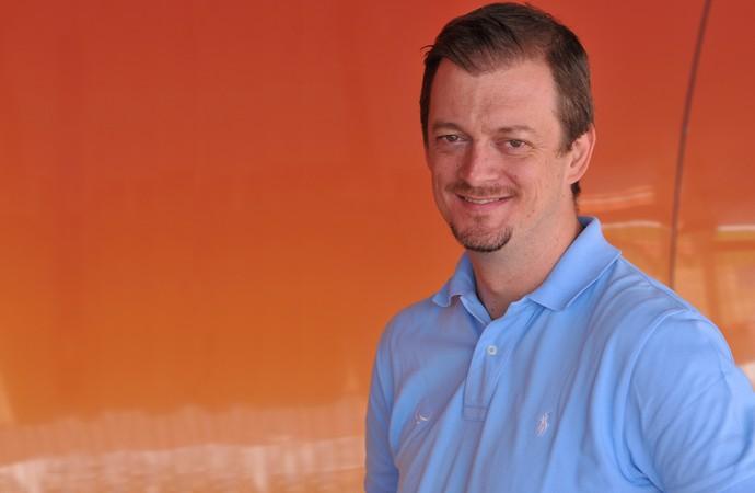 Andrew Parsons: o gestor à frente do Movimento Paralímpico, que vem projetando o Brasil no mundo (Foto: Guto Gonçalves/Estúdio13)