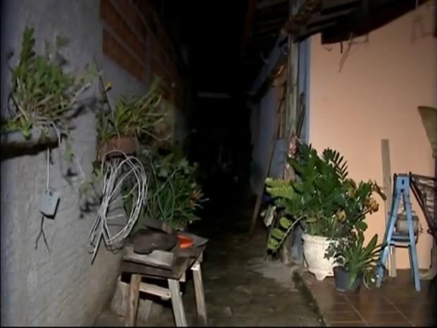 Casa  (Foto: Reprodução / TV TEM)