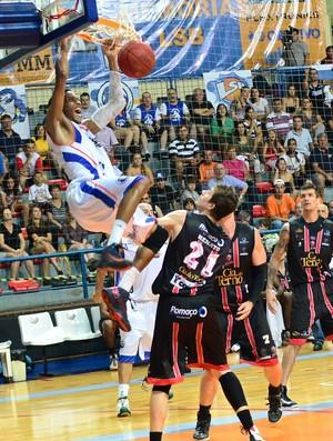 Liga Sorocabana, Joinville (Foto: Della Rocca/LSB)