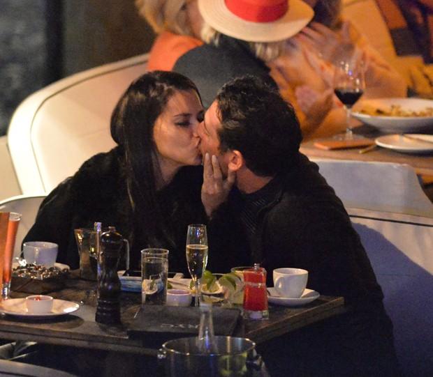 Adriana Lima e Matt Harvey (Foto: GrosbyGroup)