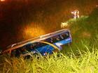 Confira fotos do acidente de ônibus que deixou 3 mortos em Vinhedo, SP