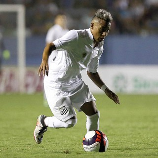 Richard Luca Santos  (Foto: Pedro Ernesto Guerra Azevedo/ Santos FC)