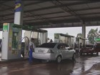 Postos de Araguari registram falta de combustíveis nas bombas