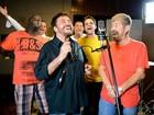 Samba contagia o Sesc de Bauru nesta quarta-feira
