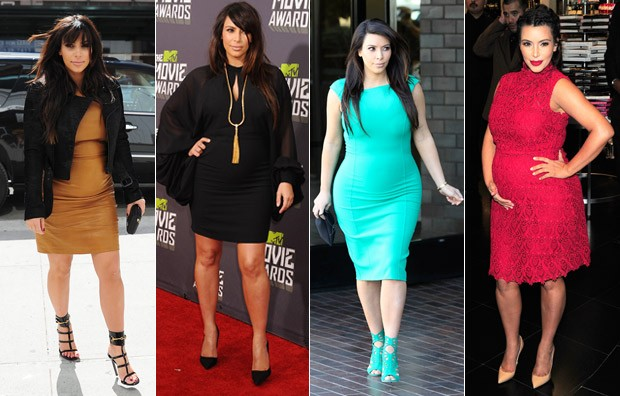 Kim Kardashian - ACERTOU (Foto: Getty Images)