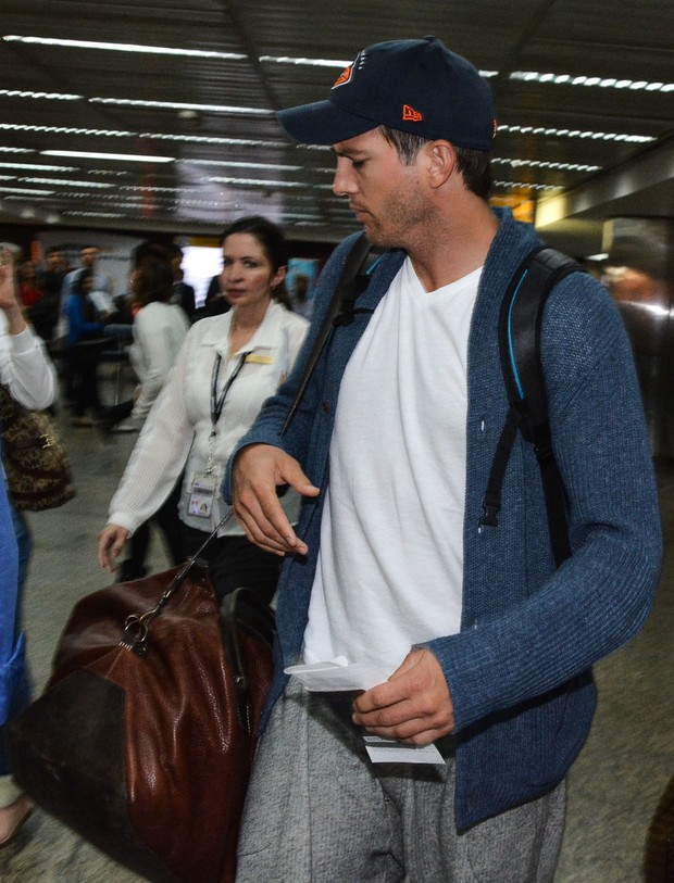 Ashton Kutcher (Foto: Caio Duran / AgNews)