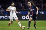 Com a cabeça no Chelsea, mistão do PSG empata em casa com o Lille  (MIGUEL MEDINA / AFP)