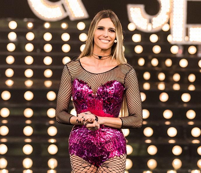 Fernanda Lima estreia décima temporada cheia de glamour (Foto: Ellen Soares/Gshow)