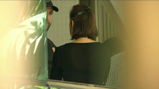 PF inspeciona imóvel de mulher de Cabral antes de prisão domiciliar