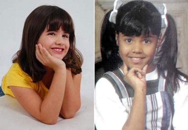 DANI: Carolina Chamberlain interpretará personagem vivida originalmente por Giselle Medeiros (Foto: Reprodução)